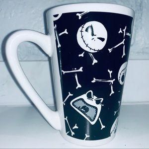 Nightmare Before Christmas Jack Skellington mug